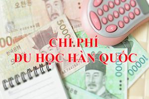 Chi phí du học Hàn Quốc cùng Thanh Giang