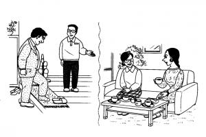 Hội thoại tiếng Nhật – bài 7