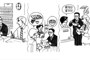 Hội thoại tiếng Nhật – bài 13