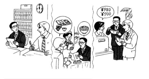 hội thoại tiếng Nhật bài 13