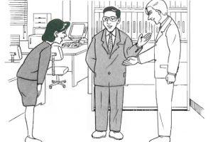 Hội thoại tiếng Nhật – bài 1