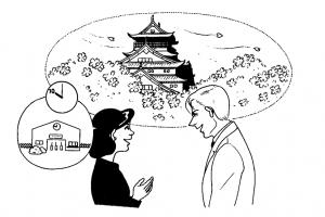 Hội thoại tiếng Nhật – bài 6