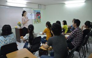 học tiếng Hàn với người bản ngữ