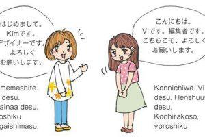 Hướng dẫn giới thiệu bản thân bằng tiếng Nhật đầy đủ