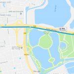 Hướng dẫn chỉ đường đến trụ sở trung tâm Thanh Giang