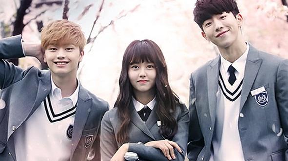 học tiếng Hàn qua phim